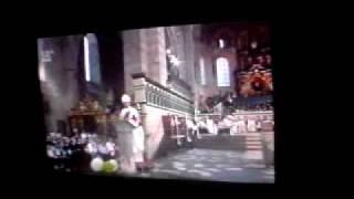 Amtseinführung von Bischof Stefan Ackermann in Trier -Predigt Teil 1