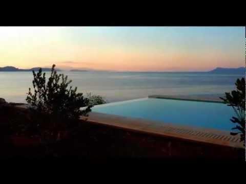 Lefkas Sivota Seashore villa