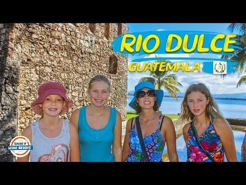 Rio Dulce Guatemala   Jewel of the Guatemalan Caribbean   90+ Countries with 3 Kids
