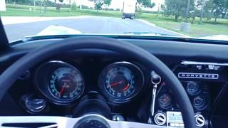 1968 Corvette Convertible 327/350hp 4spd 2 tops #s Matching For Sale