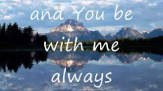 Don Moen - Psalm 23 (with lyrics).flv