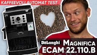 DeLonghi Magnifica ECAM 22.110.B im Test | Kaffeevollautomat Update 2019