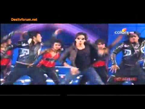 Shahid Kapoor Dance Performance On Aaja Aaja (Dhan Te Nan) !! Umang Awads (2012)