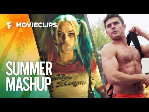 Ultimate Summer Movie Mashup (2016) HD