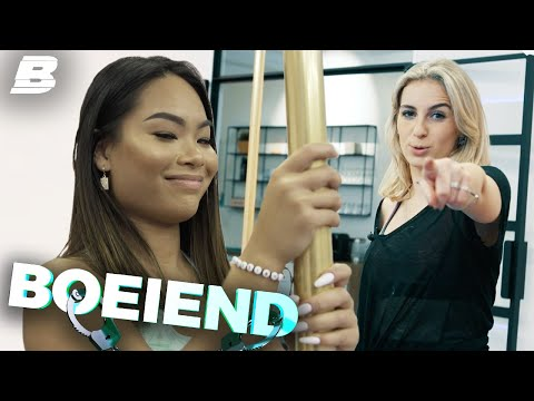 LENA VAN EX ON THE BEACH 12 UUR IN HANDBOEIEN | BOEIEND - Concentrate BOLD