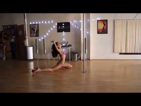 Exotic Pole Dance - Александрова Анастасия, студия танца ShallWeDance