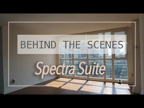 BTS: Spectra Suite - A Downtown Condo Transformation