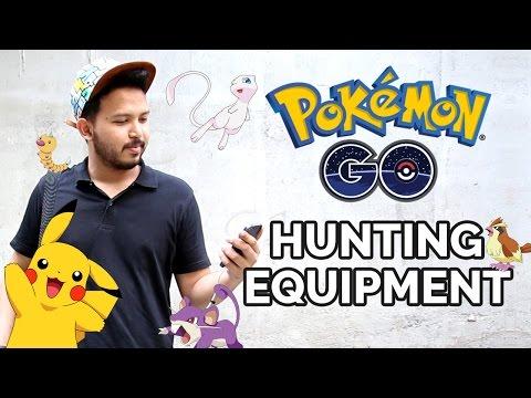 4 Hunting Gears Pokemon Master with Gardha (Telunjuk Team)