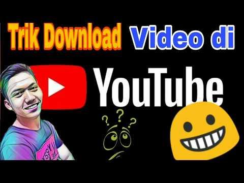 Aplikasi Untuk Download Video Di YOUTUBE Android