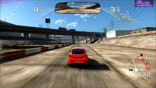 Auto Club Revolution Online Racing PC Gameplay HD 1440p