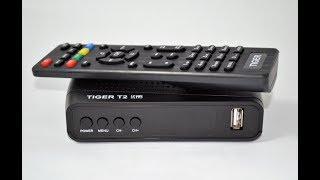 Tiger T2 Mini IPTV - Тюнер Т2 - Новинка, яка підірвала інтернет Відеоогляд, тест, настройки