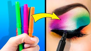 17 MAKEUP TRICKS AND HACKS YOU NEED TO TRY
