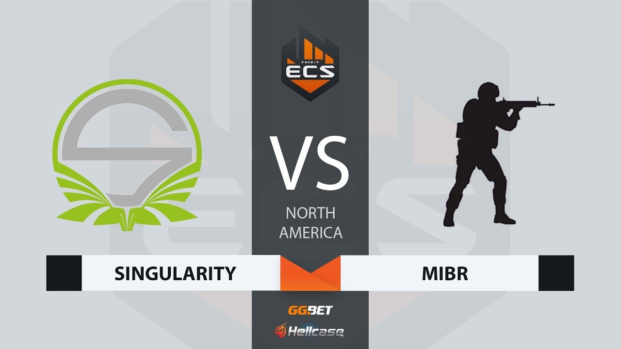 [RU] Singularity vs MIBR | Map 1 – Mirage | ECS Season 7 North America