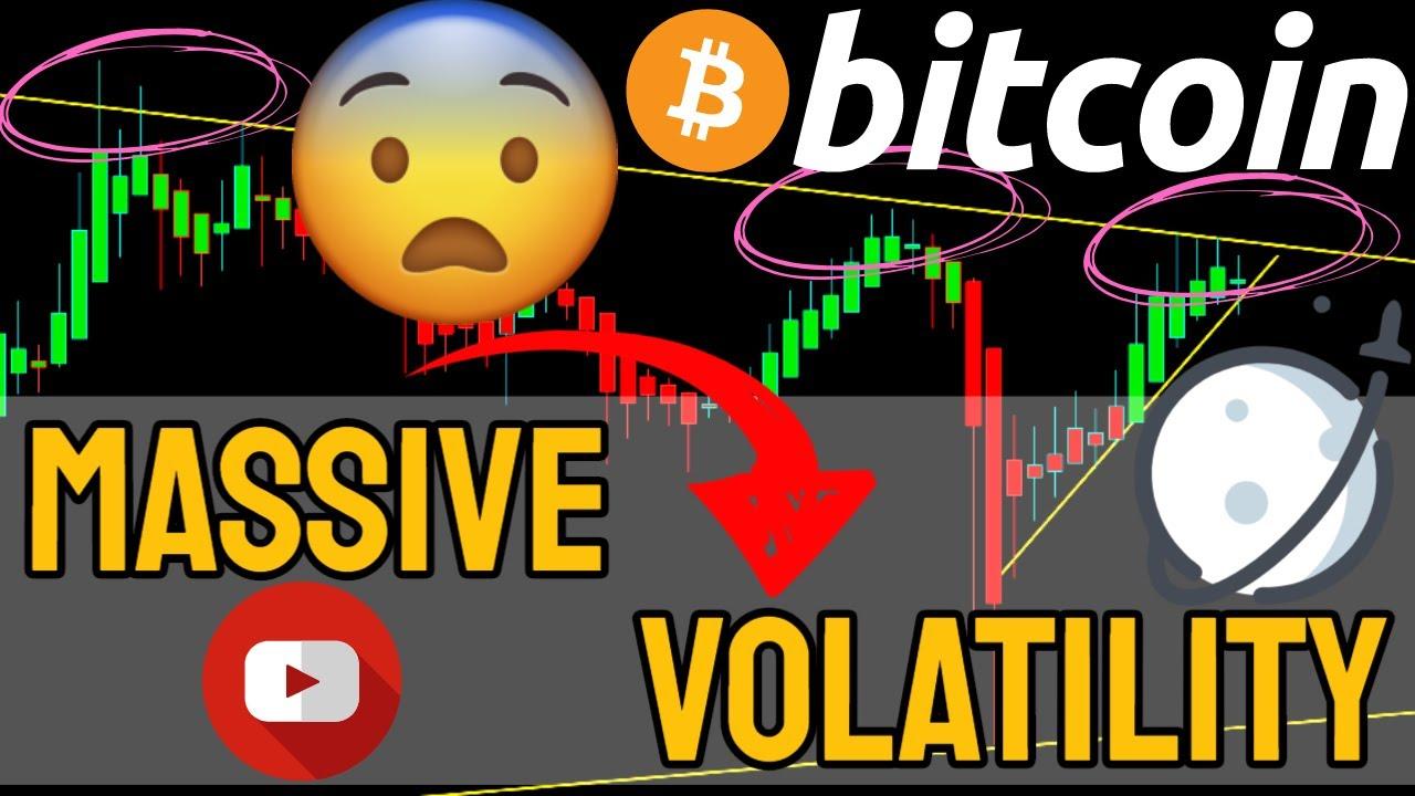 Bitcoin Expecting A High Volatility Move!!! (BTC Charts) 9