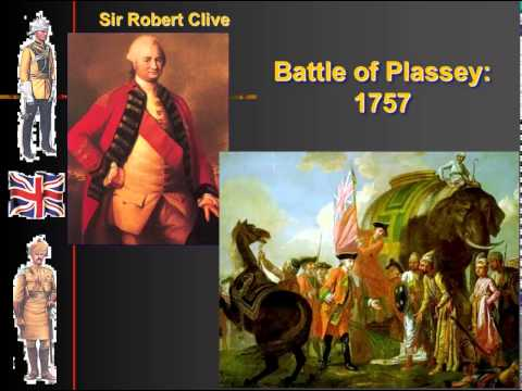 British Imperialism in India Part 1