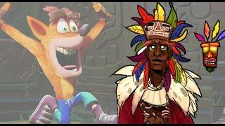 Cronología de Crash Bandicoot - Lalito Rams