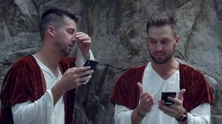 If Bible characters had iPhones w/ John Crist