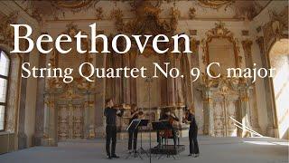 L. v. Beethoven (1770-1827): String Quartet No. 9 in C major, Op. 59, No. 3