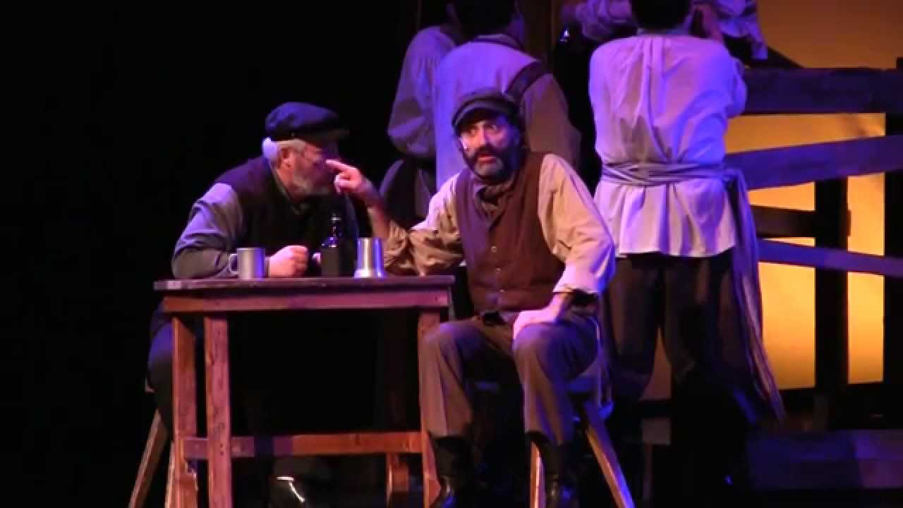 L Chaim From Quot Fiddler On The Roof Quot Excerpt Jeffrey