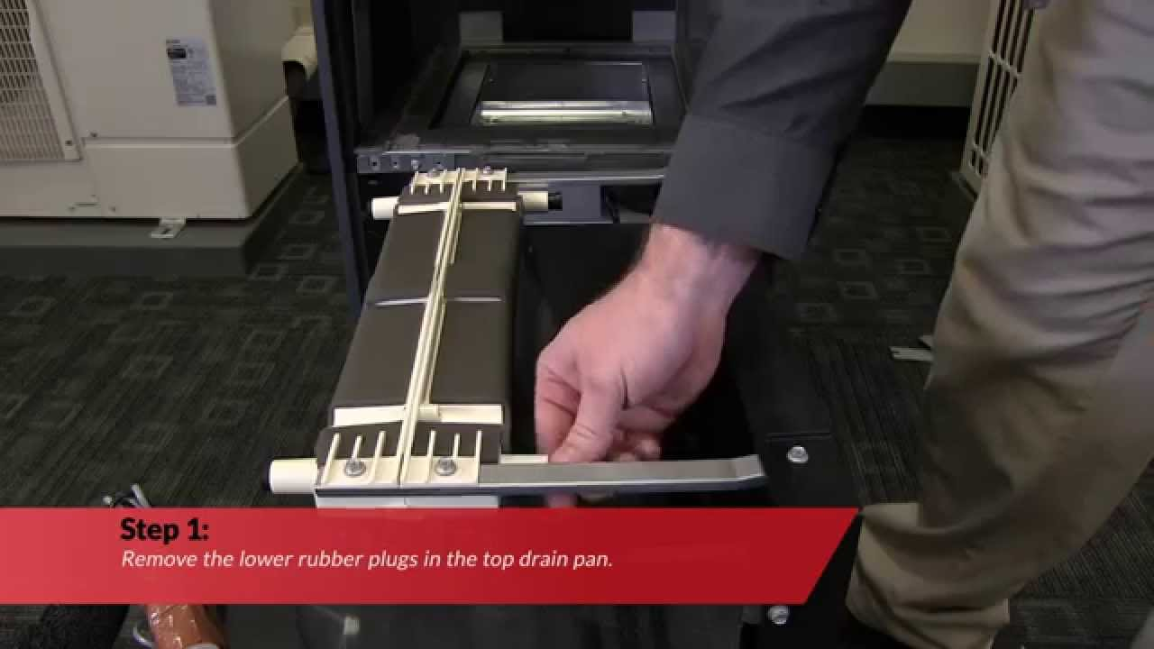 How To Complete The Horizontal Right Installation On Mvz Multi 3 Ton Ruud Wiring Diagram Position Air Handler