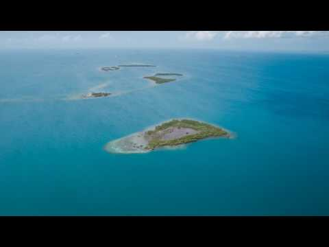 Dolphin Caye - Island in Placencia Belize