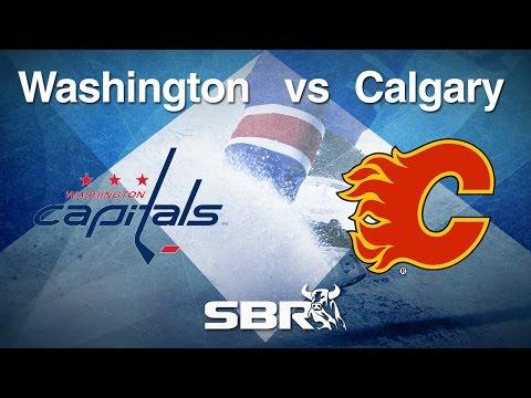Capitals vs. Flames Free NHL Picks