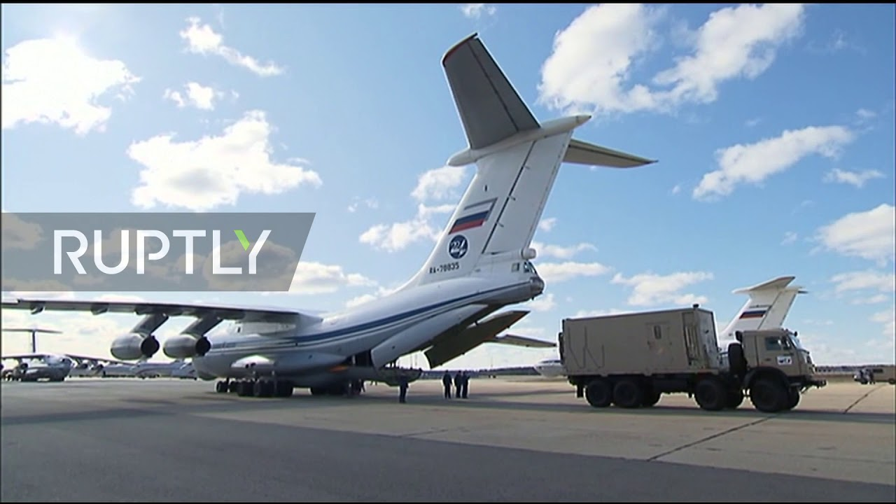 Russian Army sending hard-hit Italy coronavirus aid after Putin ...