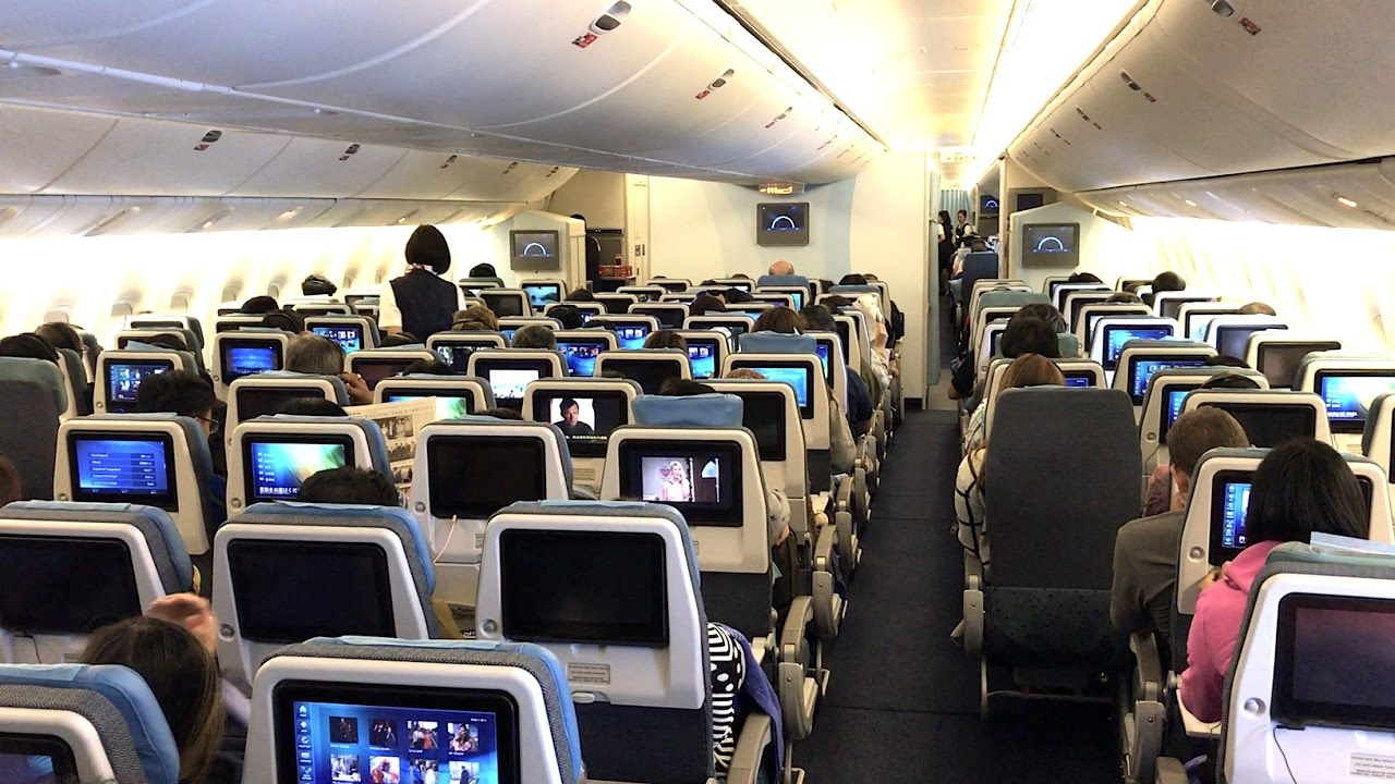 2 2 Philippine Airlines Newest Boeing 777 Manila To