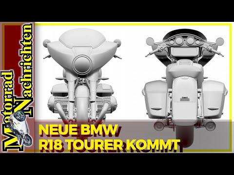 BMW R18 Tourer