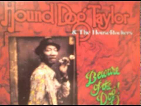 Hound Dog Taylor - Give Me Back My Wig (Live sound)