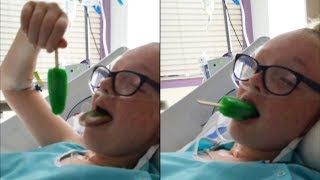 Funny kids high on anesthesia 2