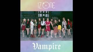 IZ*ONE - Vampire [AUDIO/MP3]