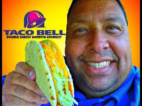 TACO BELL® Double Cheesy Gordita Crunch Review?