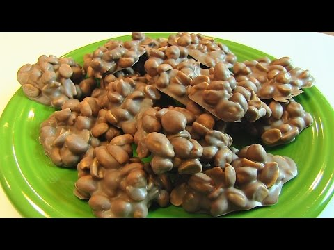 Betty's Chocolate Peanut Clusters