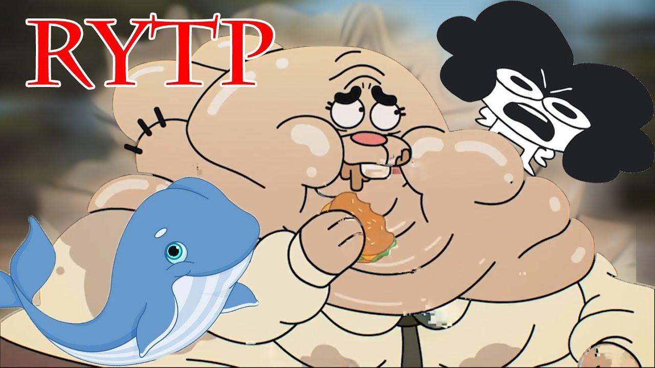 Секретное китовое мясо! | RYTP Удивительный мир Гамбола ...