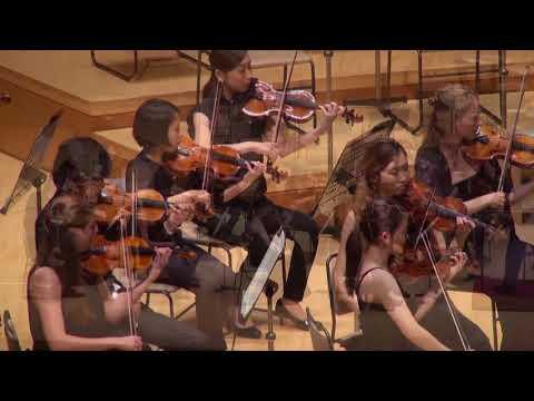 MMCJ Yokohama 2017, Orchestra Concert, July 17, 2017 - Mozart: Symphony No. 29 in A major, K