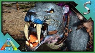 BREEDING SMILODONS FOR EPIC MUTATIONS! - Ark: Jurassic Park [E28]