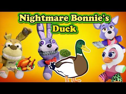 Gw Movie- Nightmare Bonnie's Duck