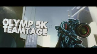 Olymp: 5,000 Subscribers Teamtage @RedScarce