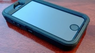 Otterbox Defender / Commuter for iPhone 5s and 5c review