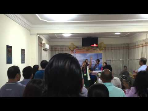 Praise and Worship 10-30-15 (Jehovah Jireh Global Fellowship -Doha, Qatar)
