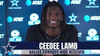 CeeDee Lamb: I'm Ready To Play | Dallas Cowboys 2020