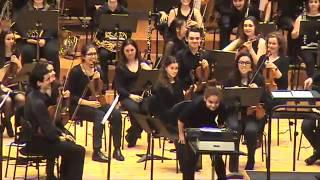 """""""The Typewriter"""" L. Anderson Orquesta Sinfonica CMUS Santiago e Real Filharmonía de Galicia"""