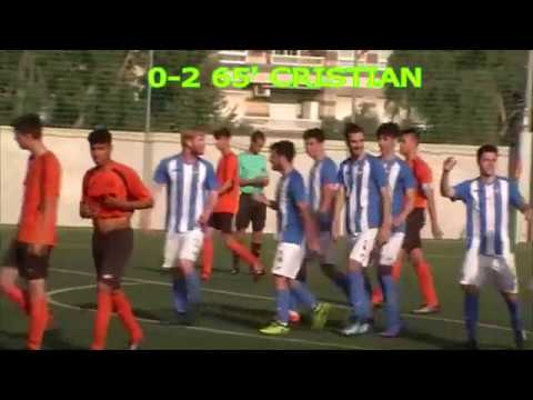 Resumen: NUEVA CARTAGENA FUTBOL CLUB 0 - 2 LORCA C.F.B. (NACIONAL JUVENIL) 15-04-2018