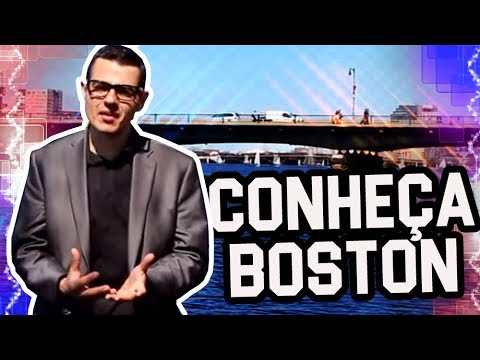 CONHECENDO BOSTON- VIDA EM BOSTON