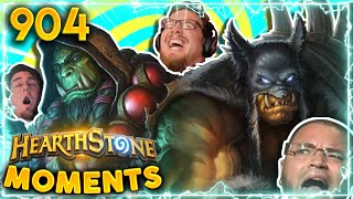 WHAT EVEN ARE YOU?? A Hunter Or A Shaman? | Hearthstone Daily Moments Ep.904