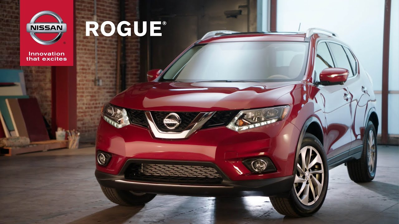 2014 Nissan Rogue Youtube