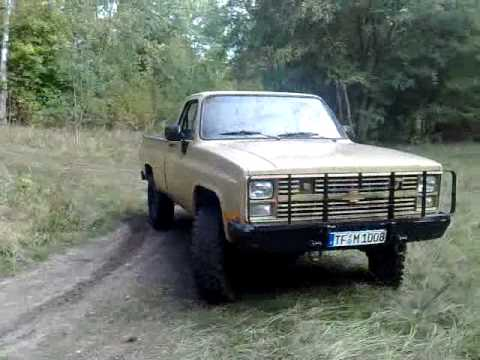 Chevy 6.2 Diesel Truck For Sale >> Chevy K30 M1008 CUCV in Wünsdorf - YouTube