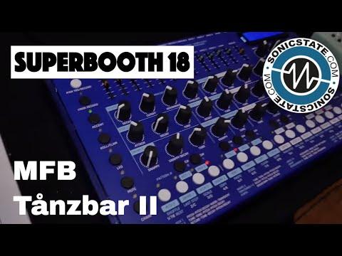 Superbooth 2018 MFB Tanzbar 2
