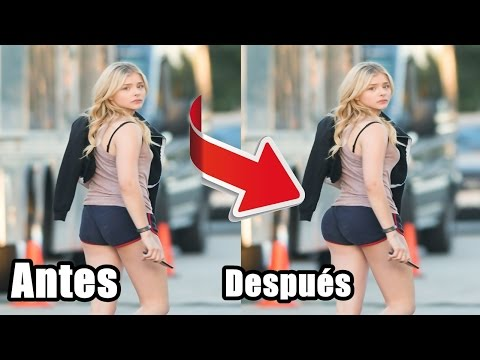 10 Famosas que ABUSARON del Photoshop (antes y después)